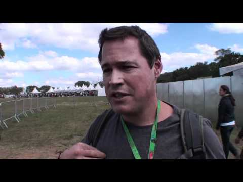 BIOSFERA TV - Exclusive interview with Jeff Corwin at SWU