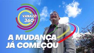 VANNAZZI 360 GRAUS - CERÂMICA ANITA