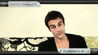 Veronica Ciardi e Filippo Pongiluppi - intervista esclusiva - Luca Casadei Management - No. 2011