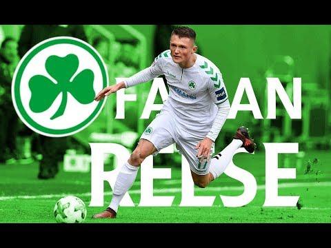 Fabian Reese - Highlights SpVgg Greuther Fürth 2018 ᴴᴰ