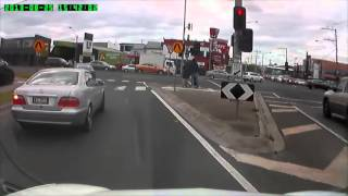 Bad driving habits older car does the same thing to him Preston Melbourne