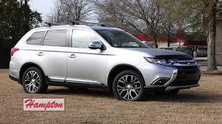 2018 Mitsubishi Outlander Test Drive