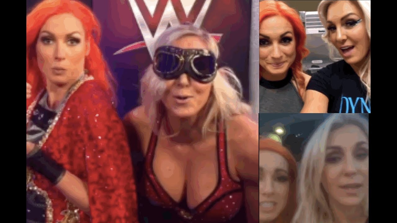 Snapchat Charlotte Flair (WWE) nude photos 2019