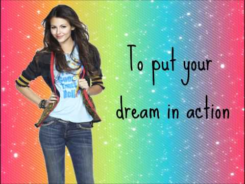 Make it shine Victoria Justice With s