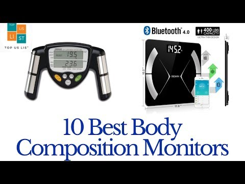 8 Best Body Fat Scales Monitors to Buy in 2020 List