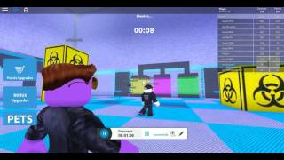 The floor is what??? (The floor is lava Roblox)