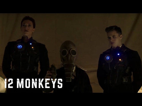 12 MONKEYS | Season 3: 'Monkey Business' | Syfy
