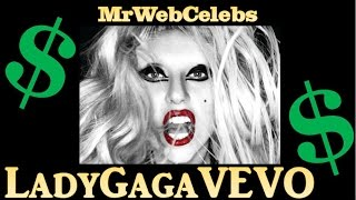 Baixar How much does LadyGaGaVevo make on YouTube 2015