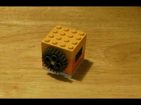 How to make a Lego Fidget Cube [Ver. 1] - YouTube