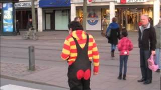 Occupy Clown Street