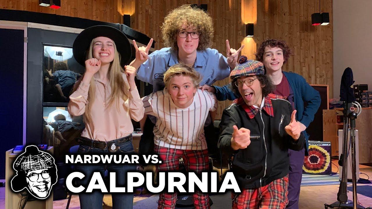 Download Nardwuar vs. Calpurnia