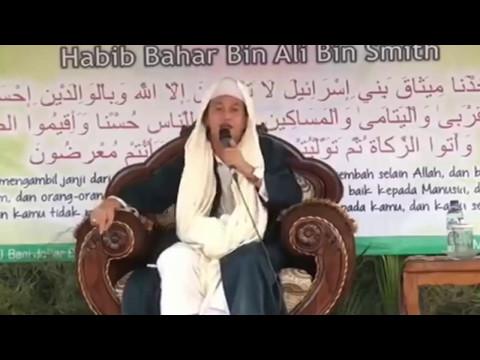 KERAS !!! PEJABAT BANGSAT & S!NDIR JOKOW!  Ceramah Habib Bahar Bin Smith Penerus Habib Rizieq Syihab