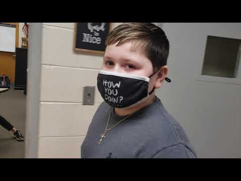 Gentry Middle School- NC Don't Quit Campaign Video