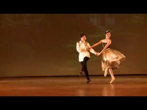 Love is an Open Door - Frozen - Lanneke Ballet & Body Workout Bali