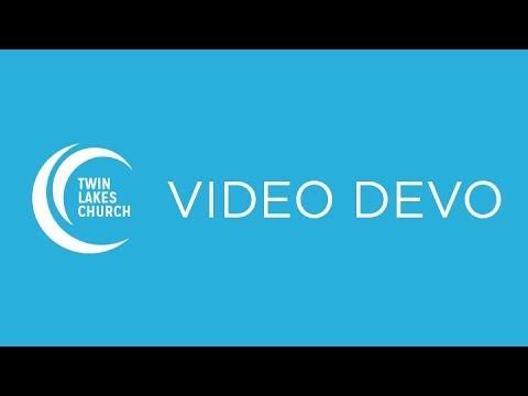 VIDEO DEVO 2018-03-15