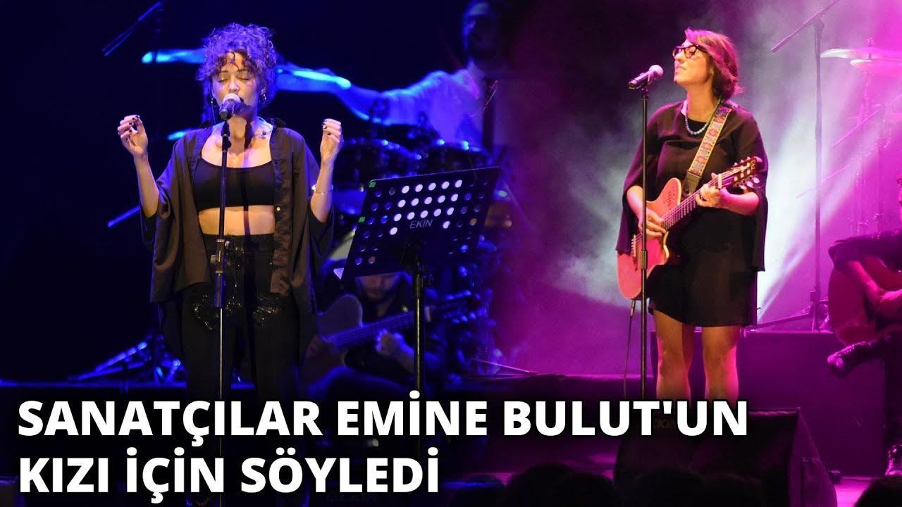 Zeynep Bastık sosyal medyada duyurmuştu... Sanatçılar Emine Bulut'un kızı için söyledi