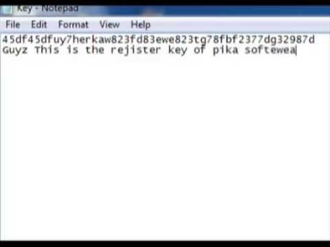 pika software builder free  full version