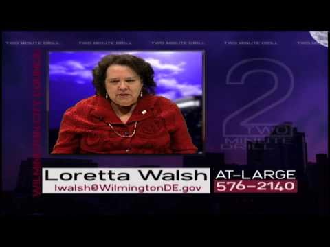 Two Minute Drill  December 6, 2012  Loretta Walsh