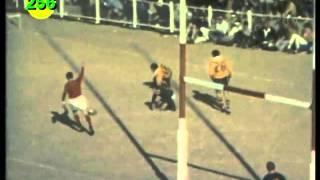 Springbok Try Nr: 256 - Sid Nomis (1969 - Australia, 1st Test, Ellis Park)