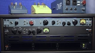 BAE UK Sound 1173 and 176 - AES 2018