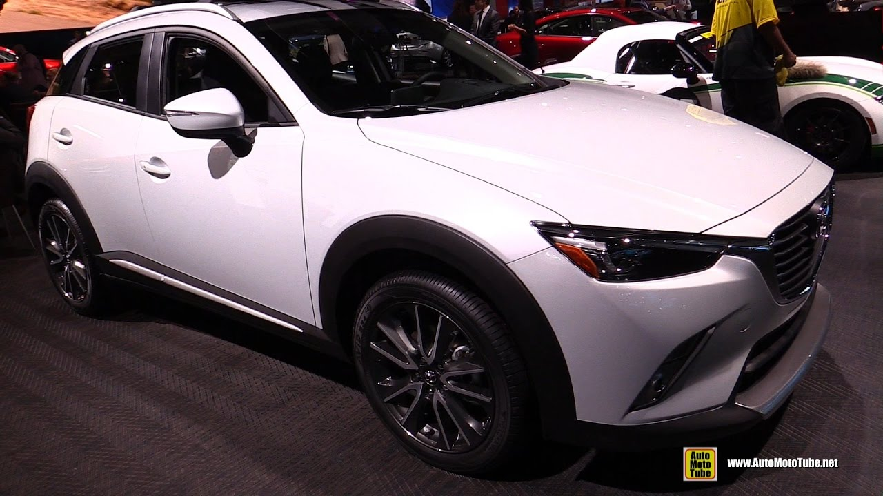 2017 mazda cx3 grand touring awd exterior and interior. Black Bedroom Furniture Sets. Home Design Ideas