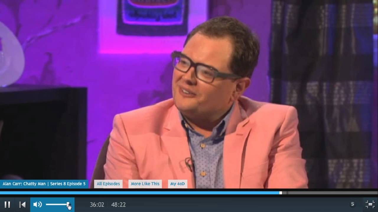2aeeb288b71e Will.i.am Glasses Steaming Up On Alan Carr funny - YouTube