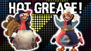 Hot Grease Hatching & Evolution! | Angry Birds Evolution