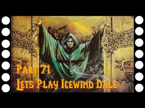 Lets Play Icewind Dale DE HD Blind #71 - Abgetrennte Köpfe in der abgetrennten Hand