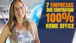 7 Empresas que contratam 100% Home Office - TRABALHAR EM CASA | Ale Riquena
