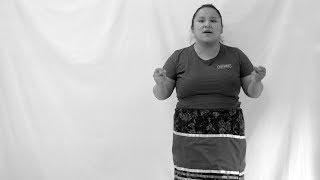 Carley Bearhead - Indigenous Vocal Recording, April 2018