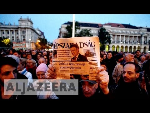Viktor Orban and Hungary's faltering media opposition - The Listening Post (Full)