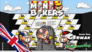 [ENGLISH] MiniBikers - Chapter 5x09 - 2014 German Grand Prix