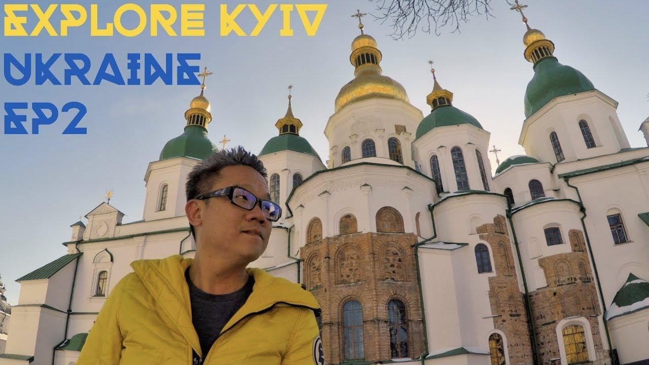 A Information To Exploring Kyiv | Kiev [Ukraine Travels] EP2
