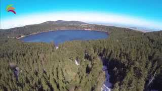 Gambar cover Lac du Bouchet By Drone Evasion
