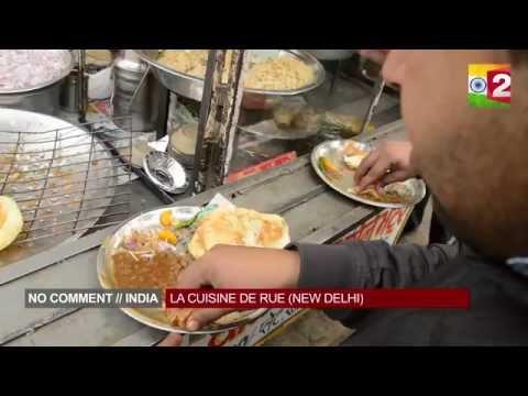 La cuisine de rue - No comment // India, Episode 1