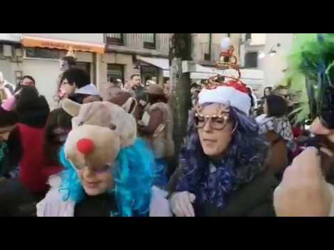 Sanxenxo recibe el año nuevo por adelantado