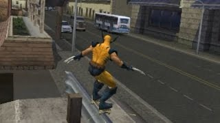 Wolverine Gameplay - Tony Hawk's Pro Skater 3 (HD)