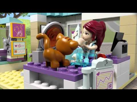 LEGO Friends Vet Clinic (44085) at Toys R Us UK
