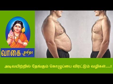 தொப்பை குறைக்க உள்ளவர்கள் கண்டிப்பாக பார்கவும் – stomach weight loss tips in tamil