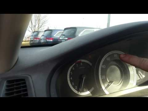 How to reset TPMS low tire pressure light on a 2013-2016 Honda Accord