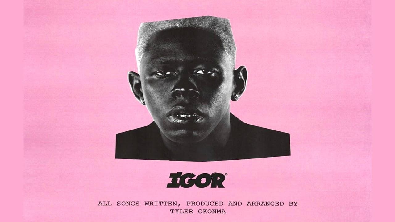 Tyler, The Creator - Boyfriend BONUS TRACK IGOR. image