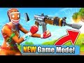 NEW Game Mode in Fortnite Battle Royale! (Shooting Test)
