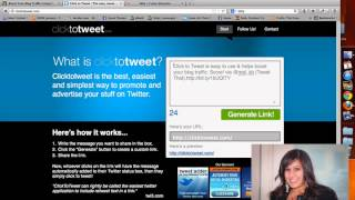 How To Use Click to Tweet - Quick Tutorial thumbnail