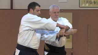 2 mains = 2 meguri - Aikido Kobayashi