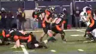 Hasbrouck Heights vs. New Milford football championship