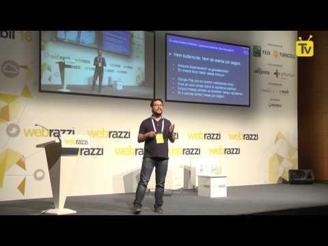 Yiğit Konur | App Store ve Google Play için Doğru SEO Stratejisi, Webrazzi Mobil'16
