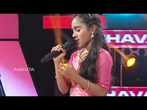 Super Star Junior-5 | Evergreen Songs Round | Bhavana Vijayan (Eranakulam)