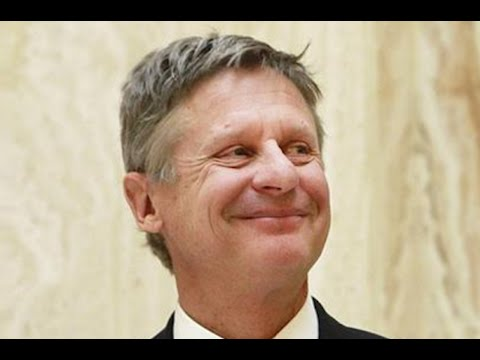 4-Person Race? Gary Johnson Catching Trump In Key Demographics
