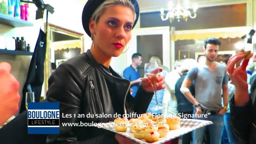 Les 1 An Du Salon De Coiffure Floriane Signature