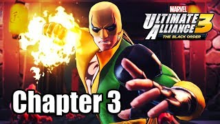 Marvel Ultimate Alliance 3: The Black Order - Gameplay Walkthrough Part 3 (Chapter 3)